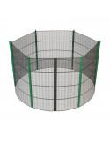 Filet de protection trampoline 305 cm