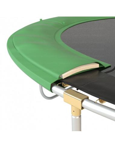 coussin de protection trampoline 370 cm