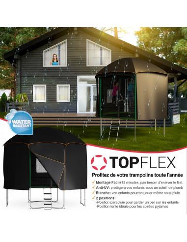 Tente trampoline Tigloo Ø 370