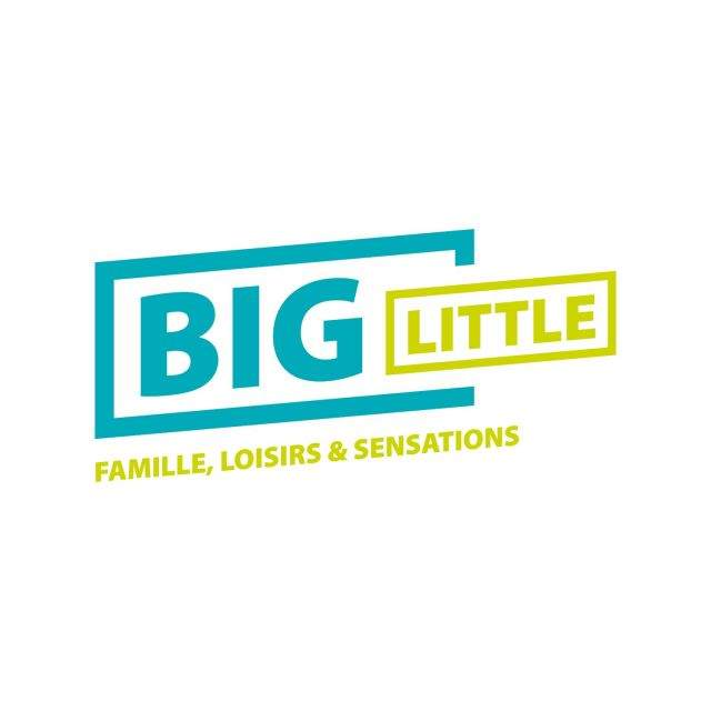 logo trampoline park big little mulhouse