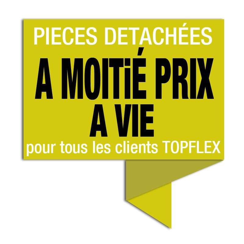 promotion trampoline topflex