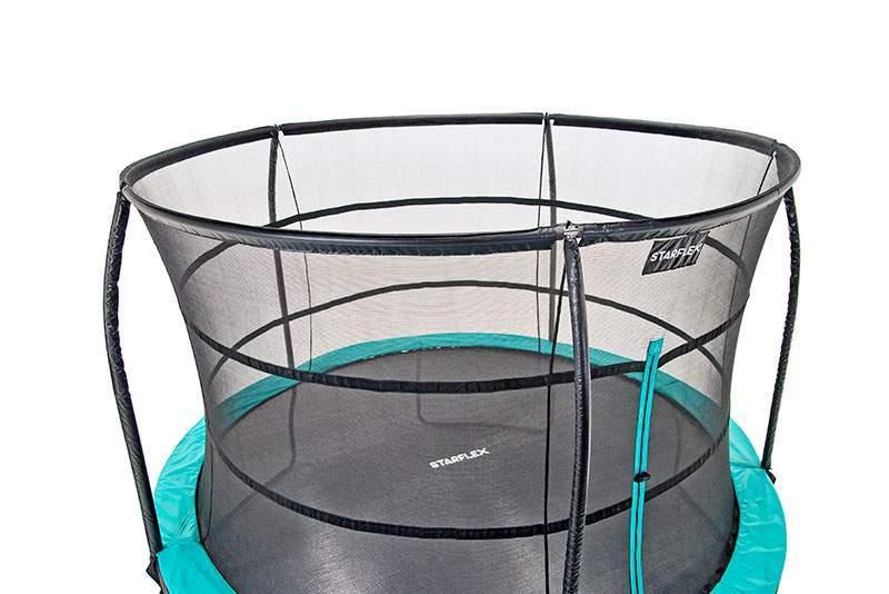 tente trampoline topflex