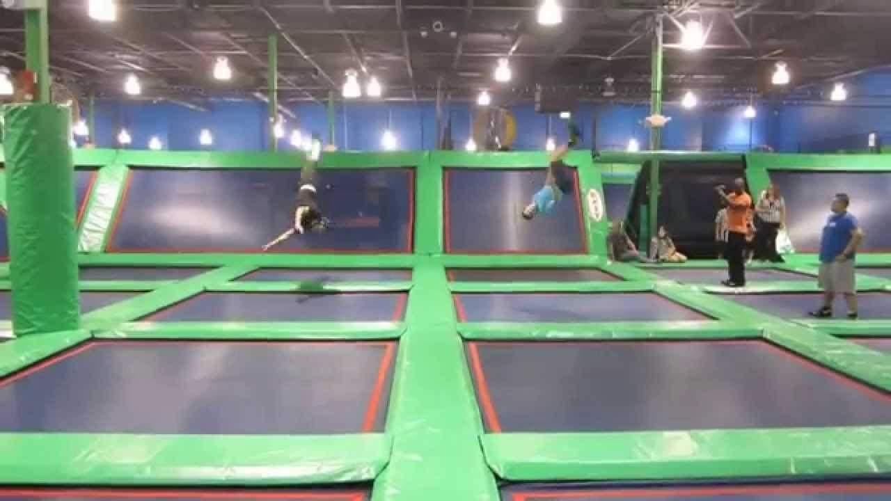 trampoline park fleury 1