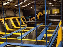 trampoline park honfleur 1
