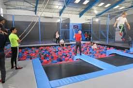 trampoline park 1