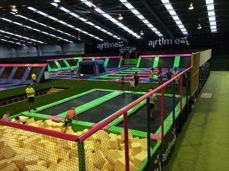 trampoline park normandie 2