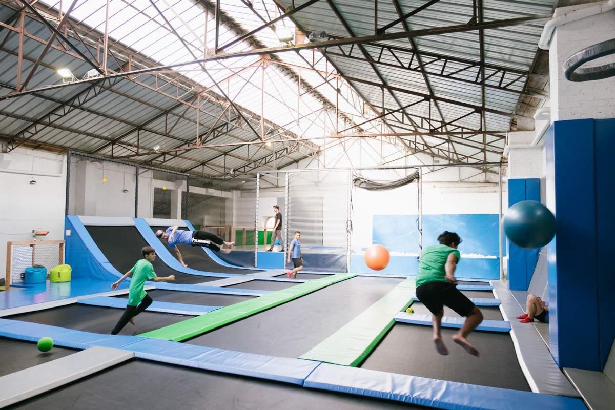 trampoline park salon de provence 1
