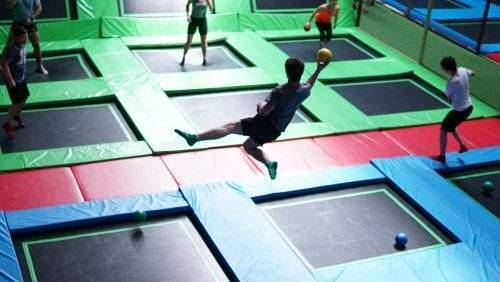 trampoline park paris 2 sur topflex.fr